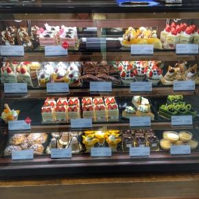 Dessert Shopping inJapan