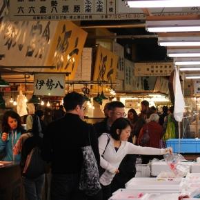 Tsukiji Market: Chaos At ItsBest